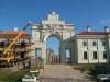Ружаны. Замок Сапег. Реставрация