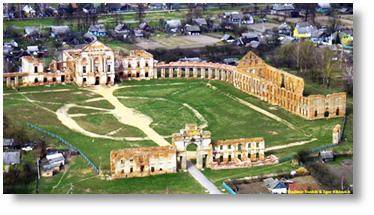 Ружанский замок Сапег