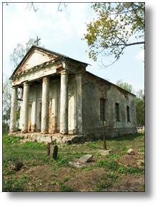 Костел Святого Казимира в Ружанах (часовня на кладбище)
