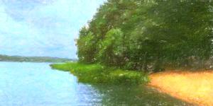Озеро Паперня
