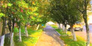 Улицы и окрестности Ружан
