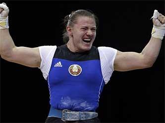 Бронзовый призер ХХХ летних Олимпийских игр в Лондоне, Ирина Кулеша