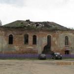 В Ружанах разрушается синагога, созданная придворным архитектором Сапегов