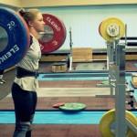 Уроженка Ружан Юлия Рипинская стала чемпионкой Европы по тяжелой атлетике