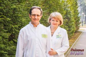 Семья врачей Товстиков - 30 лет на страже здоровья жителей Ружан
