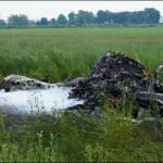 Около Бреста разбился самолёт Ил-103 (ФОТО)
