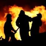 Пожар под Столином тушит более 110 людей