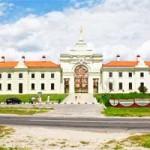 В Ружанах работает международный волонтерский отряд «Спадчына Сапегаў»